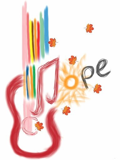 Digital Painting – Hope